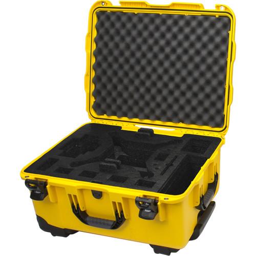 Nanuk 950 Wheeled Case for DJI Phantom 3 (Yellow)