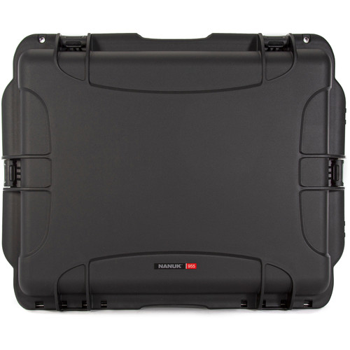 Nanuk 955 Wheeled Case without Foam (Black)