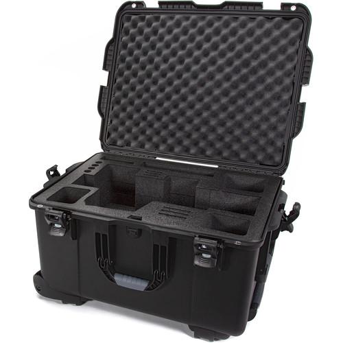Nanuk 960 Waterproof Hard Case with Wheels for Black Magic URSA (Black)