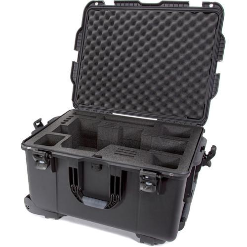 Nanuk 960 Waterproof Hard Case with Wheels for Black Magic URSA (Graphite)