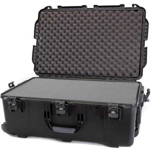 Nanuk 963 Wheeled Case with Foam (Black)
