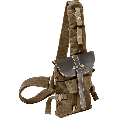 National Geographic Africa Camera Sling Bag for CSC (Brown)