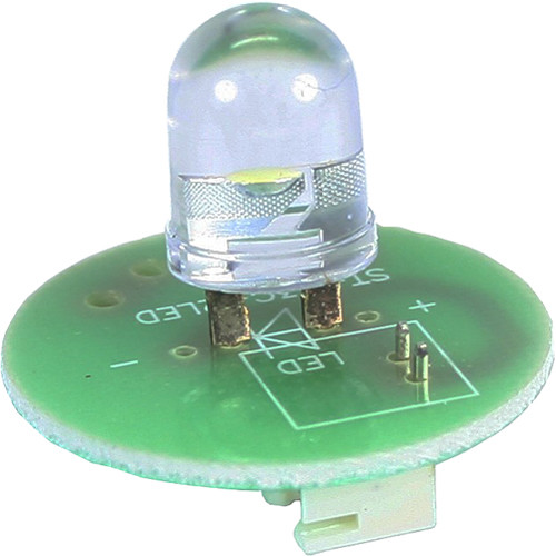 National 800-452 Replacement Top LED Assembly Bulb for 450 Series Microscopes