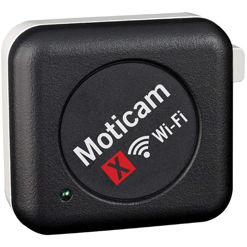 National Moticam X Wireless Wi-Fi Microscope Camera