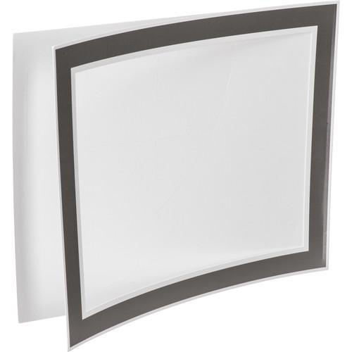 "National Photo Folders Gray Panel Display Easel (8 x 10"", 25-Pack)"