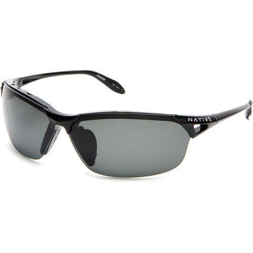 Native Eyewear Vigor Sunglasses (Iron - Gray Lens)