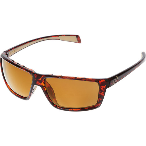 Native Eyewear Sidecar Sunglasses (Maple Tortoise - Bronze Reflex Lens)