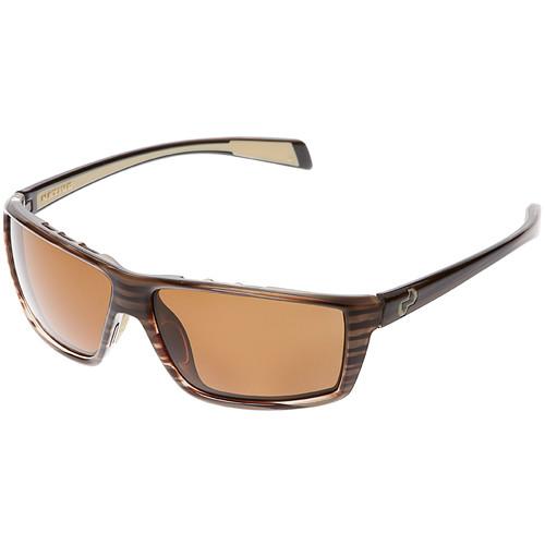 Native Eyewear Sidecar Sunglasses (Wood Frame, Brown Lenses)