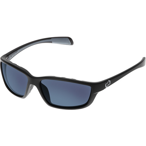 Native Eyewear Kodiak Sunglasses (Asphalt Frame, Blue Reflex Lens)