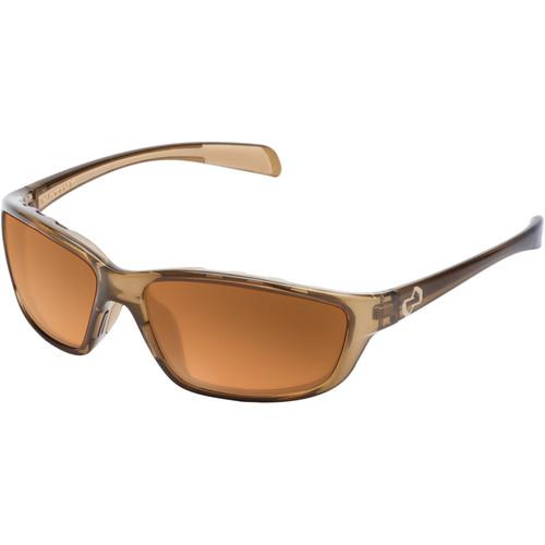 Native Eyewear Kodiak Sunglasses (Moss - Bronze Reflex Lens)