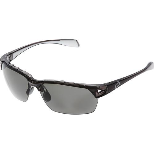 Native Eyewear Eastrim Sunglasses (Smoke/White Frame, Gray Lens)