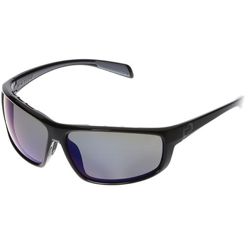 Native Eyewear Bigfork Sunglasses (Iron Frame, Blue Reflex Lenses)