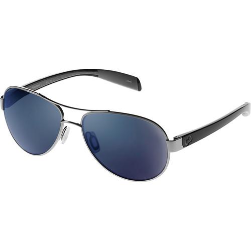 Native Eyewear Haskill Sunglasses (Chrome/Iron, Gray Lens)