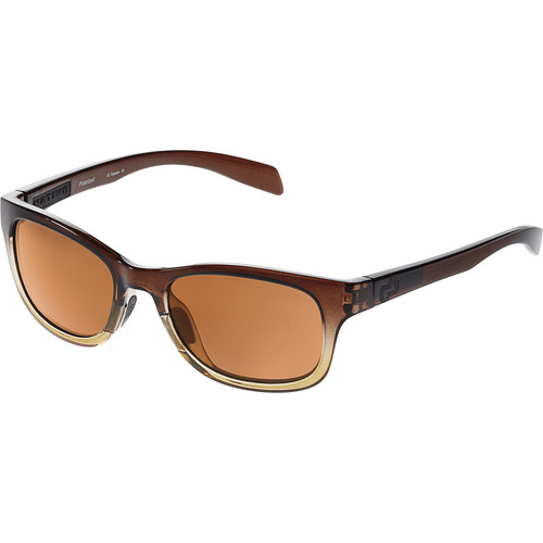 Native Eyewear Highline Sunglasses (Stout Fade - Brown Lens)