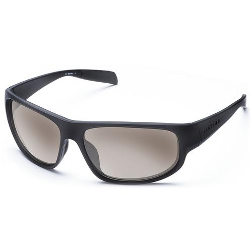Native Eyewear Crestone Sunglasses (Asphalt/Dark Gray Frame, Silver/Gray Reflex Lenses)