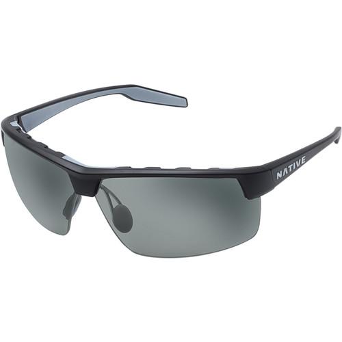 Native Eyewear Hardtop Ultra XP Sunglasses (Asphalt Frame, Gray Lens)