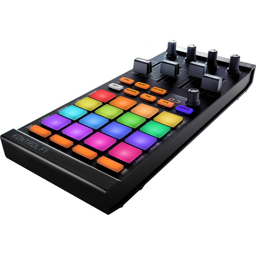 Native Instruments TRAKTOR KONTROL F1 DJ Controller for Remix Decks