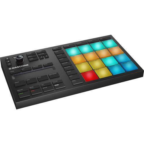 Native Instruments MASCHINE MIKRO MK3 Groove Production Studio (Black)