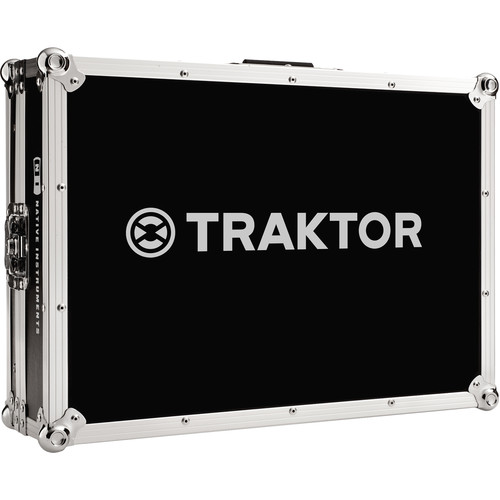 Native Instruments Flight Case for TRAKTOR KONTROL S4 / S5 with Sliding Laptop Shelf