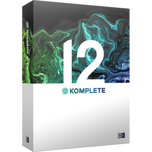 Native Instruments KOMPLETE 12 - Virtual Instruments and Effects Collection (Upgrade)