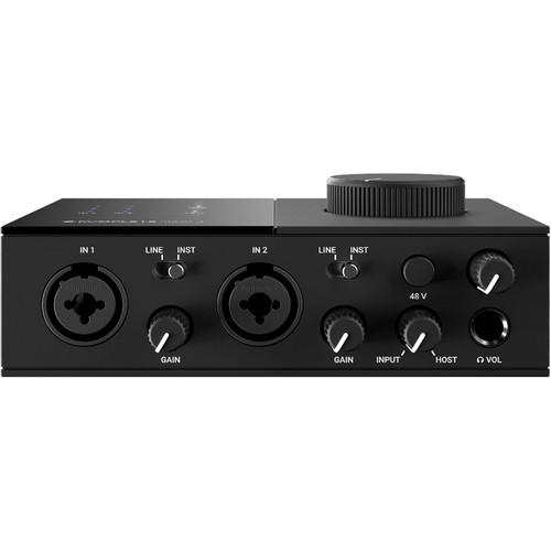 Native Instruments KOMPLETE AUDIO 2 Desktop USB Audio Interface
