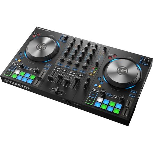 Native Instruments TRAKTOR KONTROL S3 4-Channel DJ Controller for Traktor DJ