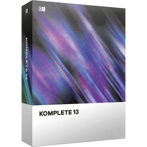 Native Instruments KOMPLETE 13 - Virtual Instruments and Effects Collection