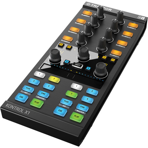 Native Instruments TRAKTOR KONTROL F1 and X1 Controllers with Bags Kit