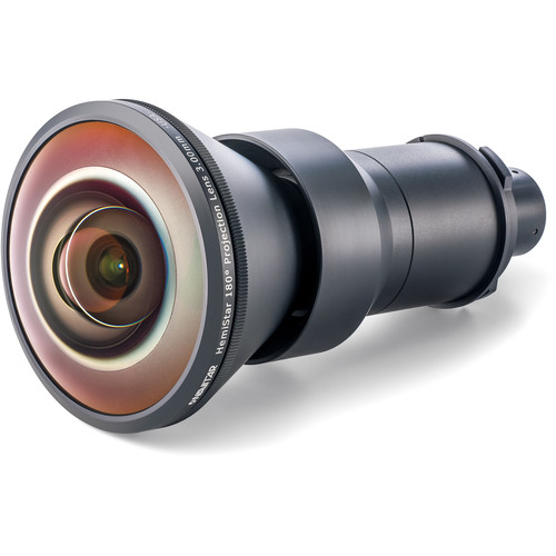 Navitar Hemistar 180° 3mm Non-Relay Projection Lens for Dome Surfaces