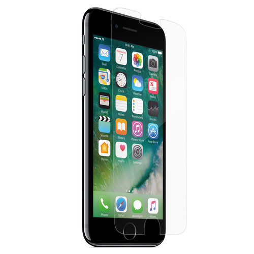 Naztech Tempered Glass Screen Protector for iPhone 6/6s/7/8 Plus