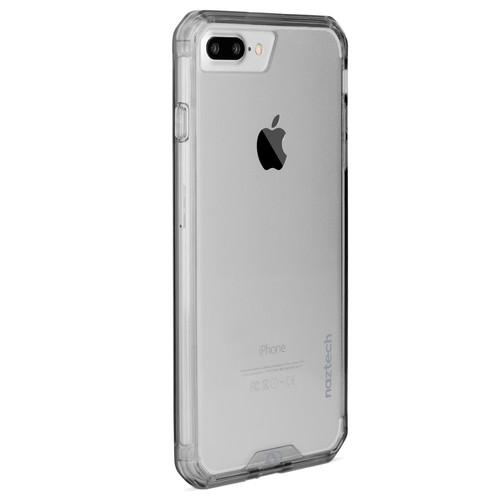 Naztech Hybrid Edge PC+TPU Case for iPhone 6s Plus/7 Plus/8 Plus (Black)
