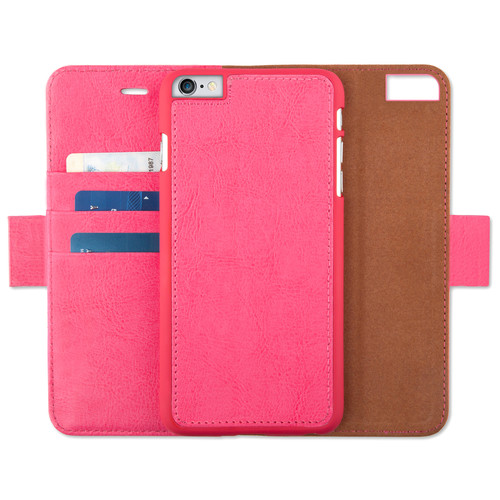 Naztech Allure Magnetic Folio Case for iPhone 7/8 (Pink)
