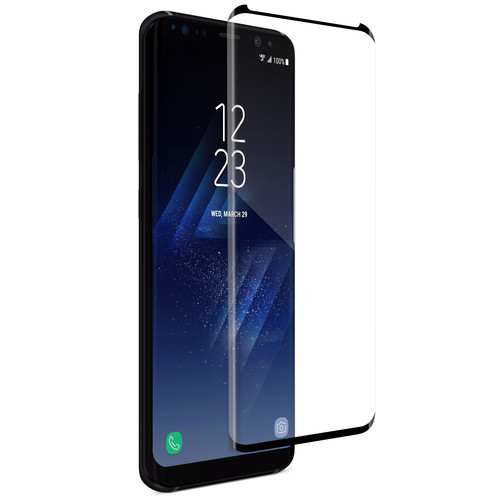Naztech Premium HD Tempered Glass Screen Protector for Samsung Galaxy S8+
