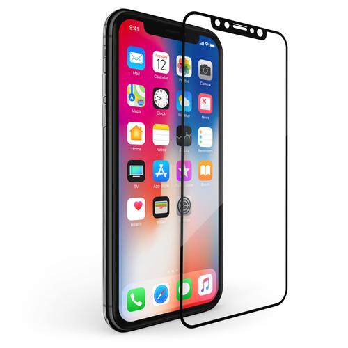 Naztech iPhone X Premium HD Tempered Glass