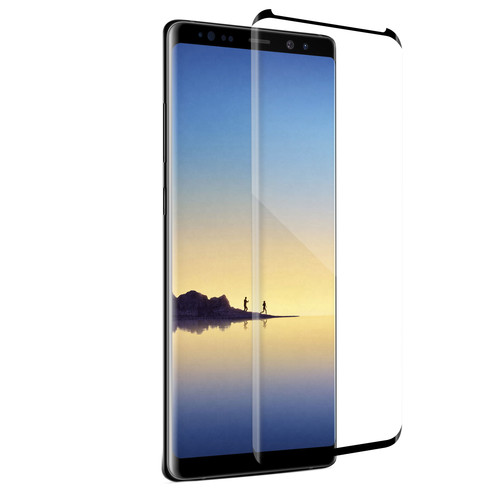 Naztech Premium HD Tempered Glass for Samsung Galaxy Note 8