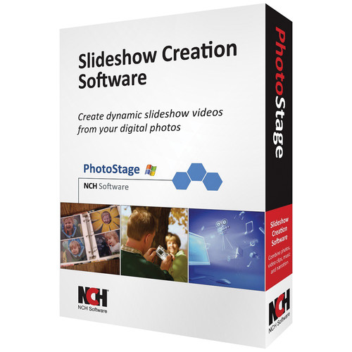 NCH Software PhotoStage for Windows (Version 2.44, Download)