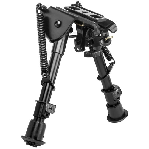 NcSTAR Precision Grade Bipod (Compact, Notched Legs)