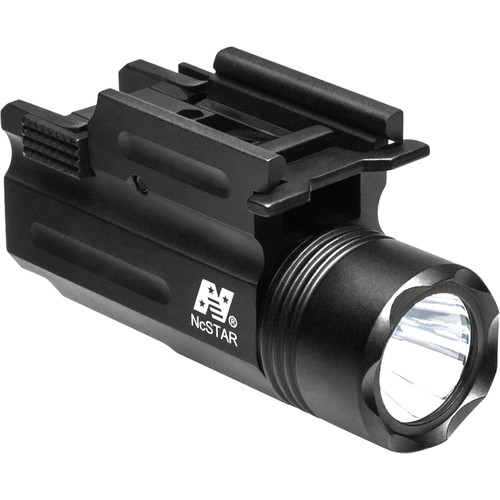 NcSTAR AQPTFLG LED Weapon Light with Green Aiming Laser