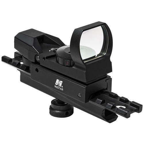 NcSTAR 1x33 Red & Green Dot Reflex Sight & AR Carry Handle Combo