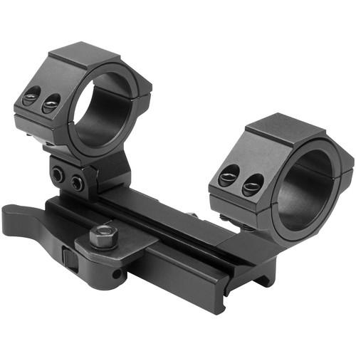 NcSTAR Quick Release Adjustable Riflescope Mount