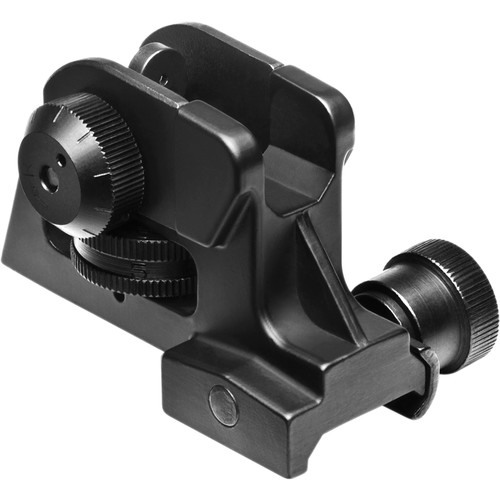 NcSTAR Detachable Rear A2 Backup Iron Sight for AR