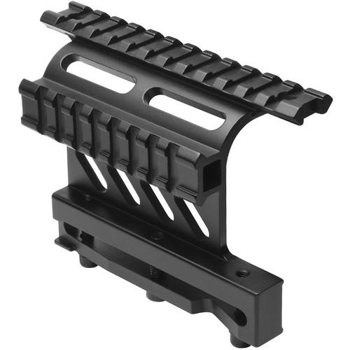 NcSTAR Side-Mounted Optics Rail for AKs