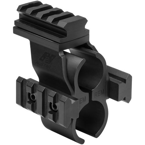 NcSTAR Remington 870 Barrel Micro Dot Rail Mount
