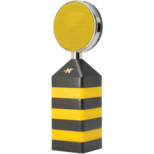 Neat Microphones King Bee Large-Diaphragm Mic with Audient iD14 USB Interface & ATH-M50x Headphone Kit