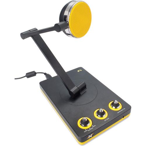 Neat Microphones Bumblebee Desktop Multi-Pattern USB Microphone