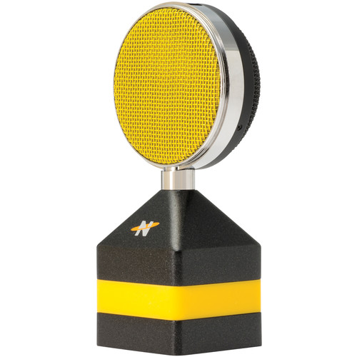 Neat Microphones Worker Bee Condenser Mic with Focusrite Scarlett 2i2 USB Interface & Auray Reflection Filter Kit