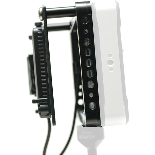 Nebtek Power Cage with Battery Adapter for SmallHD 702 Monitor (V-Mount)