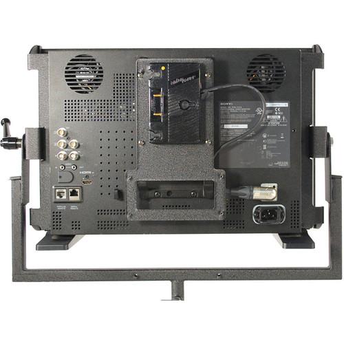 Nebtek Anton Bauer Battery Plate for Sony OLED 1741 Bracket