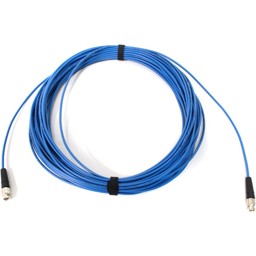 Nebtek BNC High-Definition Thin Video Cable (Gepco, 100', Blue)