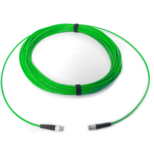Nebtek BNC High-Definition Thin Video Cable (Gepco, 25', Green)